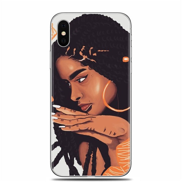 LOC'D PRINCESS IPHONE CASE