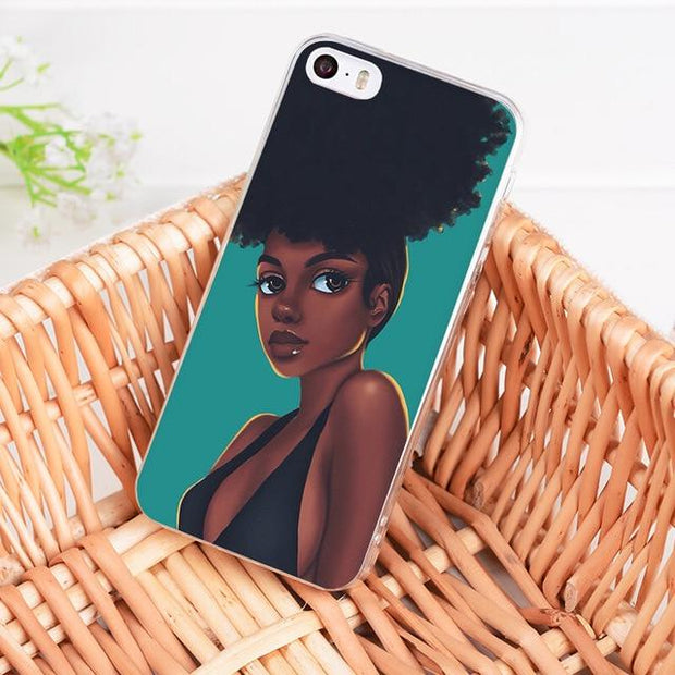 Afrocentric Iphone Case For 7Plus