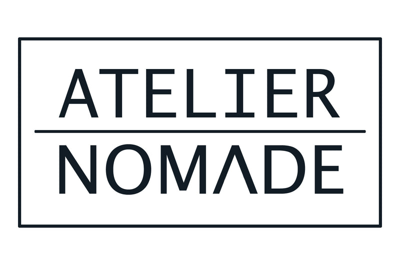 Atelier Nomade is an art and design Trading post started by owner Alexander Jowett that focuses on handmade, low environmental impact, goods with an elegant and eclectic character.  Moroccan rugs, textiles, art, painted canoe paddles and axes, and more can all be found at Atelier Nomade.