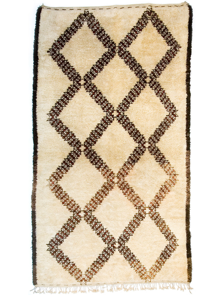 Diamond Dreams - Ait Segrouchene sleeping rug