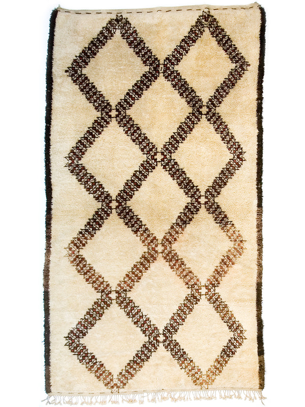 Diamond Dreams - Ait Segrouchene masterweaver rug