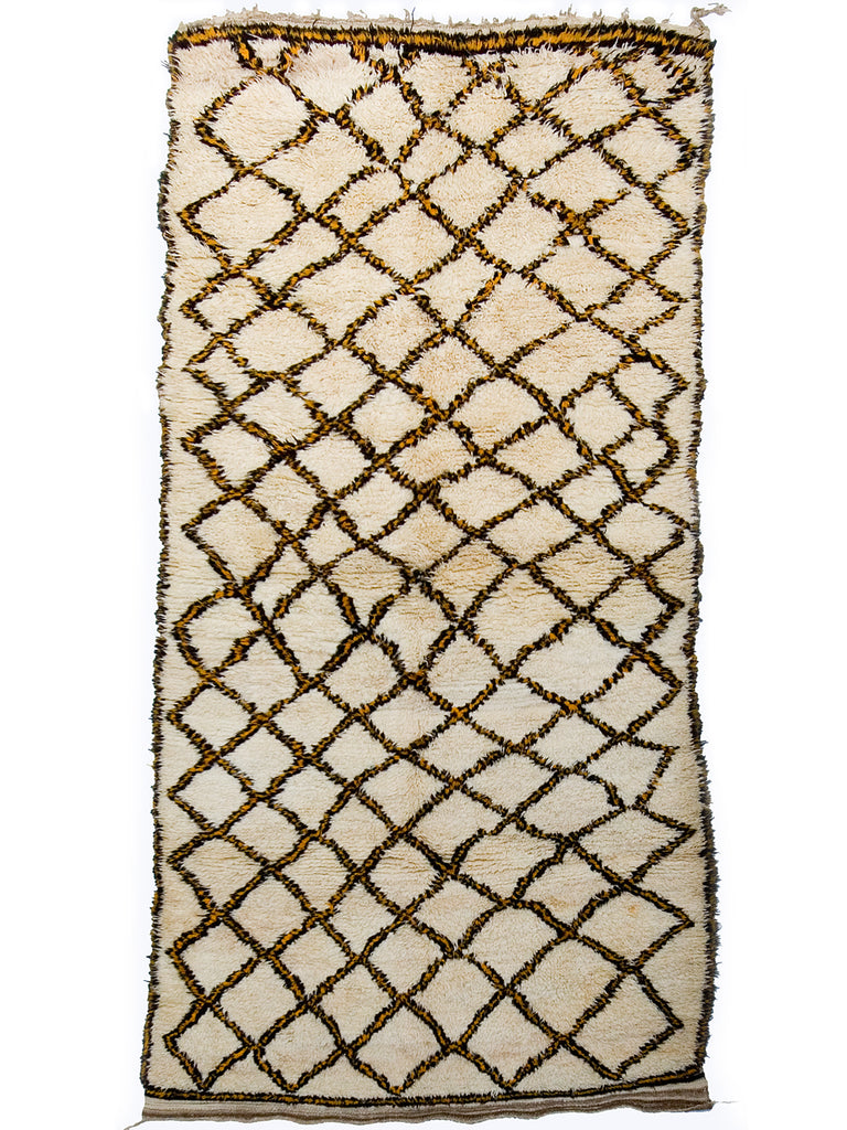 Eastern Dreams - Eastern High Atlas tribal rug