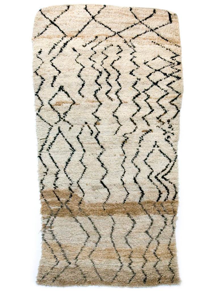 Fire Dancing - Eastern High Atlas Moroccan rug