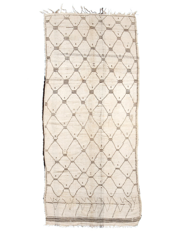 Cold Mountain - Moroccan Azilal region rug