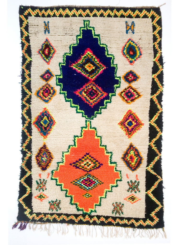 Wilder Shores of Love - Azilal region rug