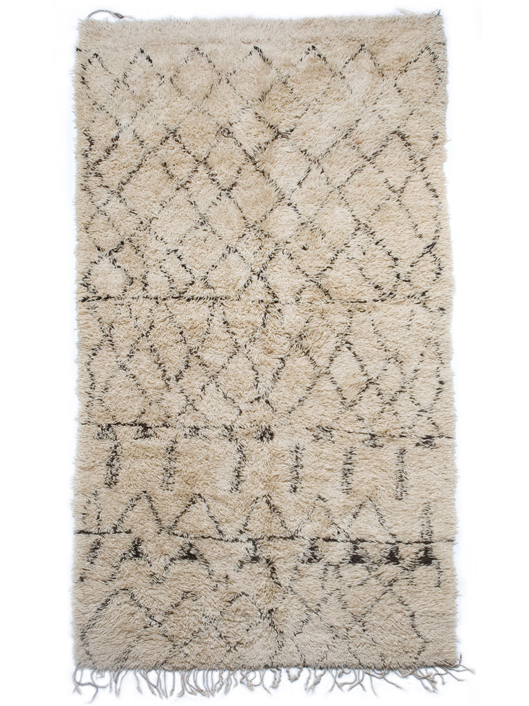 The Wildling - archaic design Beni Ouarain Tahlast (sleeping rug)