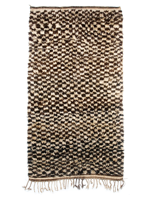 Eastern checkerboard - Eastern High Atlas rug