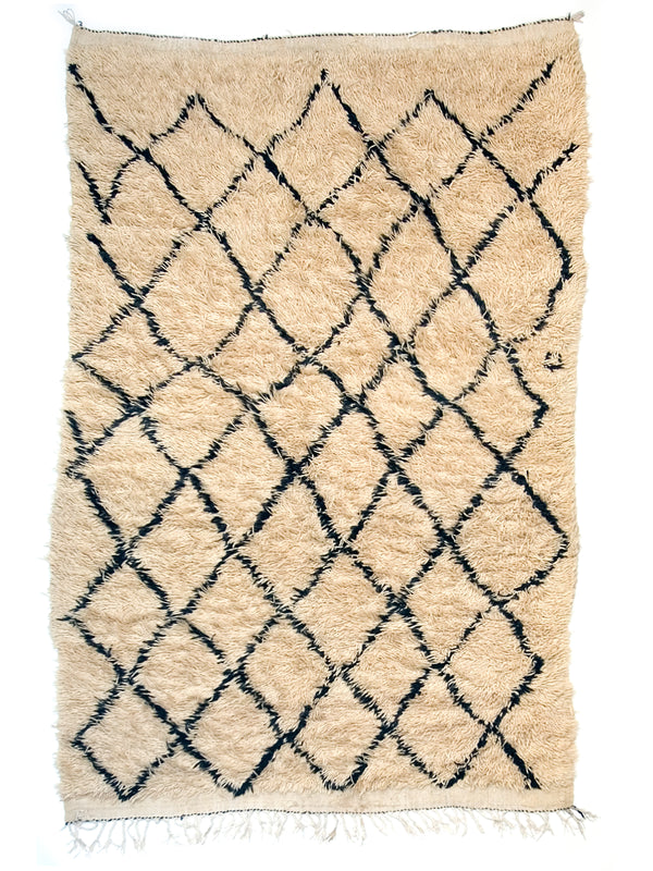 Diamond Dreamtime - Moroccan High Atlas rug