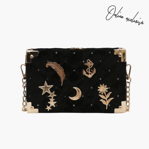 Algol Star Purse, Purse, Paradise drive, Street Paradise online shop - free worldwide shipping