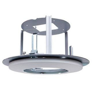 Indoor PTZ Dome In-ceiling Mount - Local Security