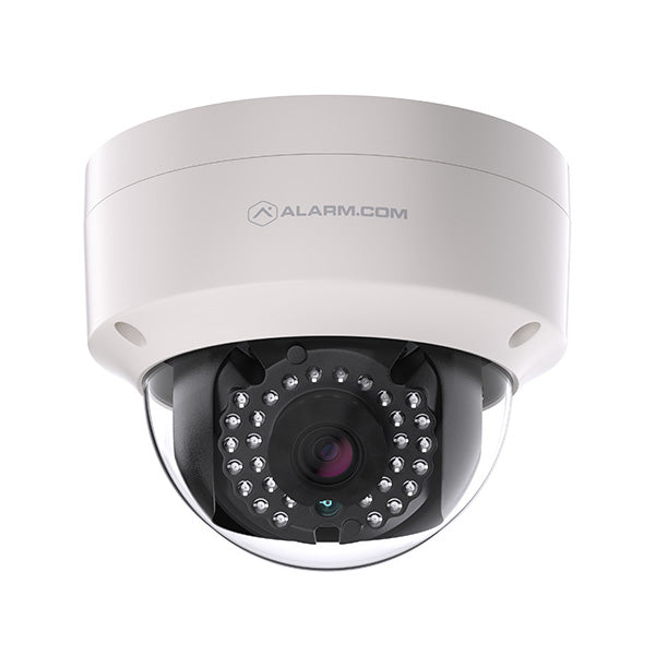 Indoor/Outdoor Dome Camera (with Analytics)