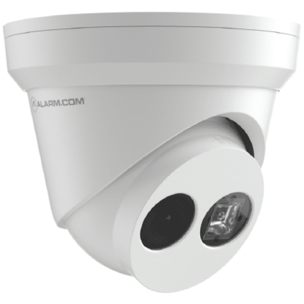 Indoor/Outdoor Turret Camera (with Analytics)