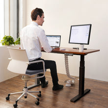 Loctek H3 Height Adjustable Standing Desk Frame - AlzaDesk