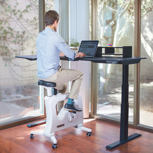 FlexiSpot V9U Deskcise Pro Under Desk Bike - AlzaDesk