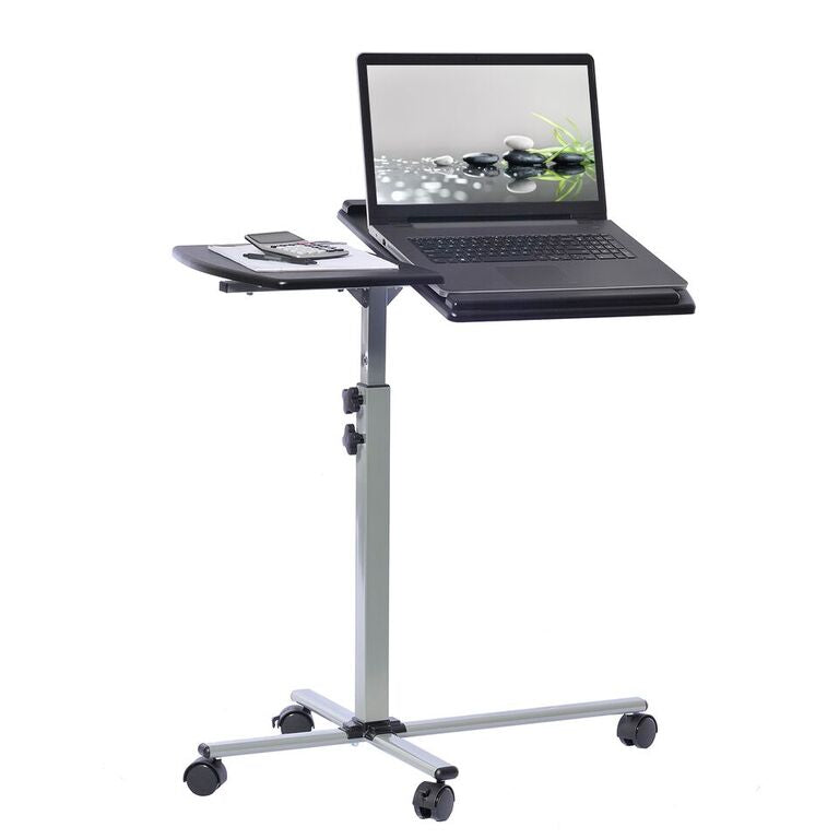 Techni Mobili Rolling Adjustable Laptop Cart