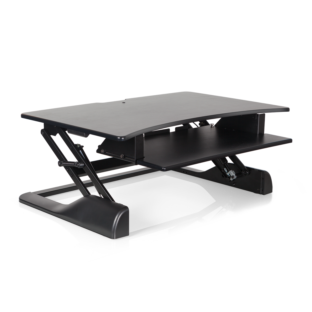 Innovative Winston Desk 36″ Sit-Stand Workstation - AlzaDesk