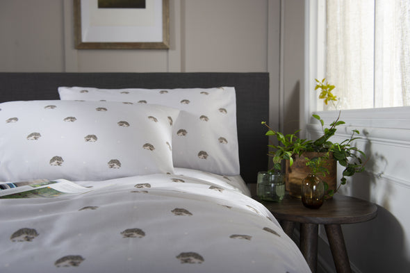 Hedgehog Bedlinen Duvet sets - Deyongs