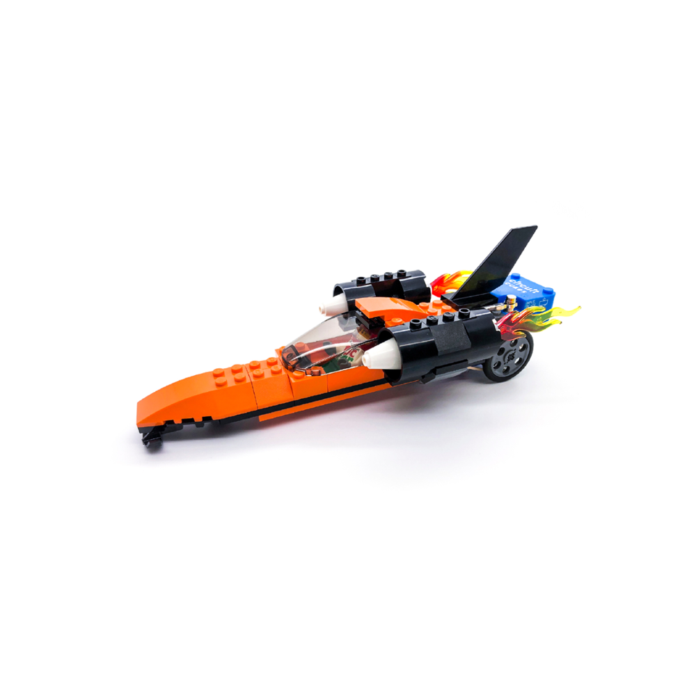 LEGO® Speed Record Car