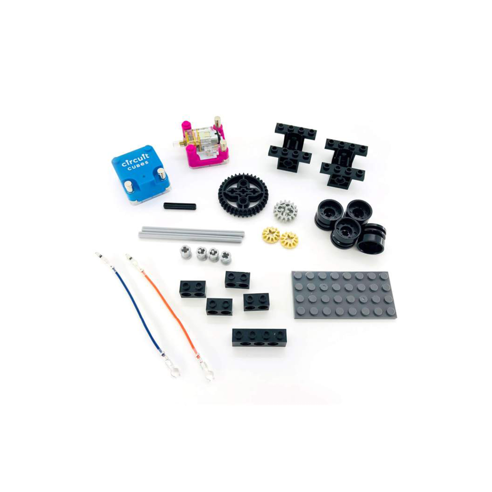Battery & Motor Cubes for LEGO 60146