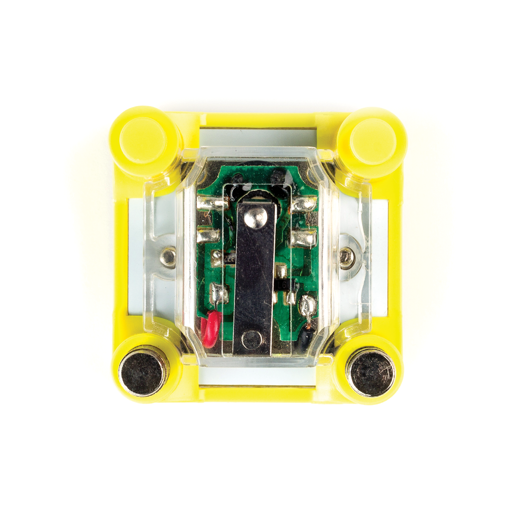 Mechanical Buzzer Cube - LEGO Event