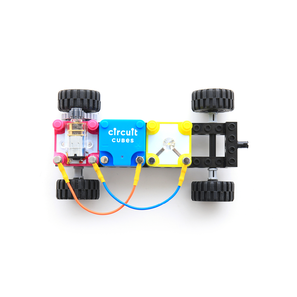 Whacky Wheels Kit - Lite