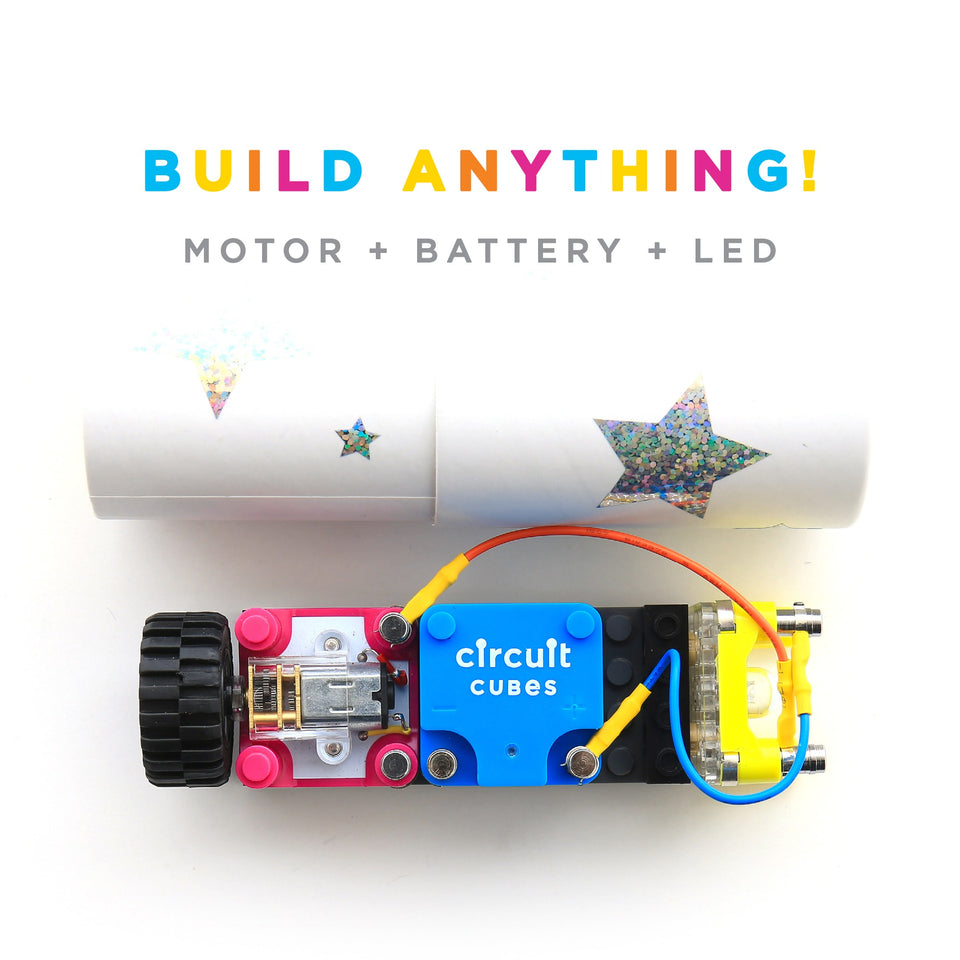 STEM Toy - Circuit Cubes Bright Lights Kit