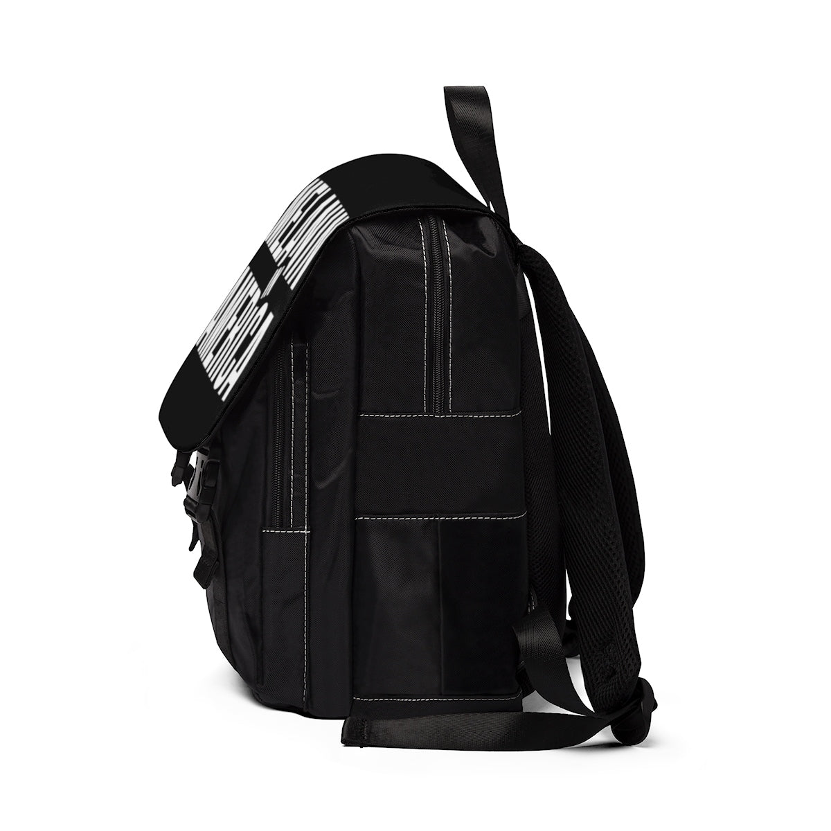 Melanin in America Unisex Casual Shoulder Backpack
