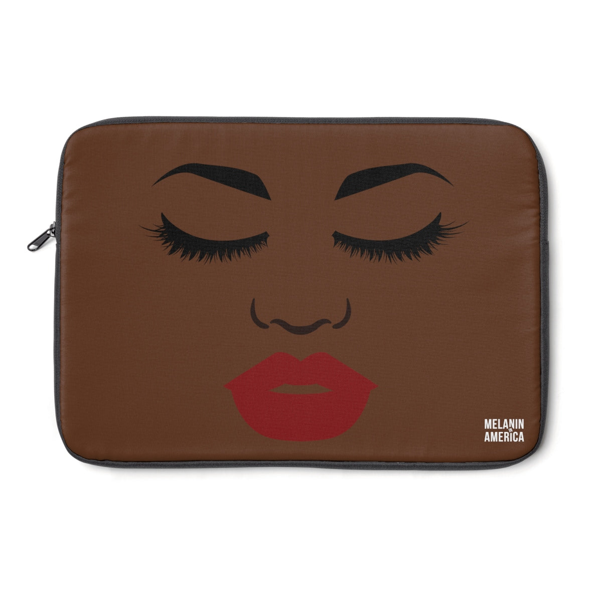 Unbothered Sis Laptop Sleeve