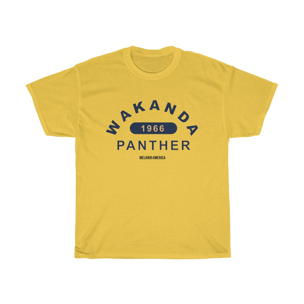 Wakanda Forever University Unisex Heavy Cotton Tee
