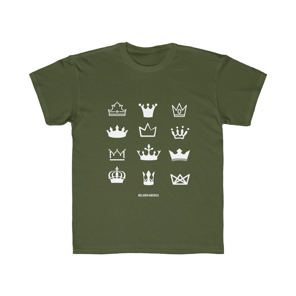 Rock your Crown Kids Regular Fit Tee
