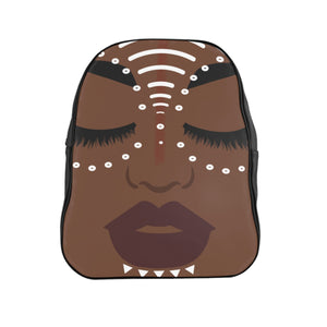 Nakia inspired School Backpack