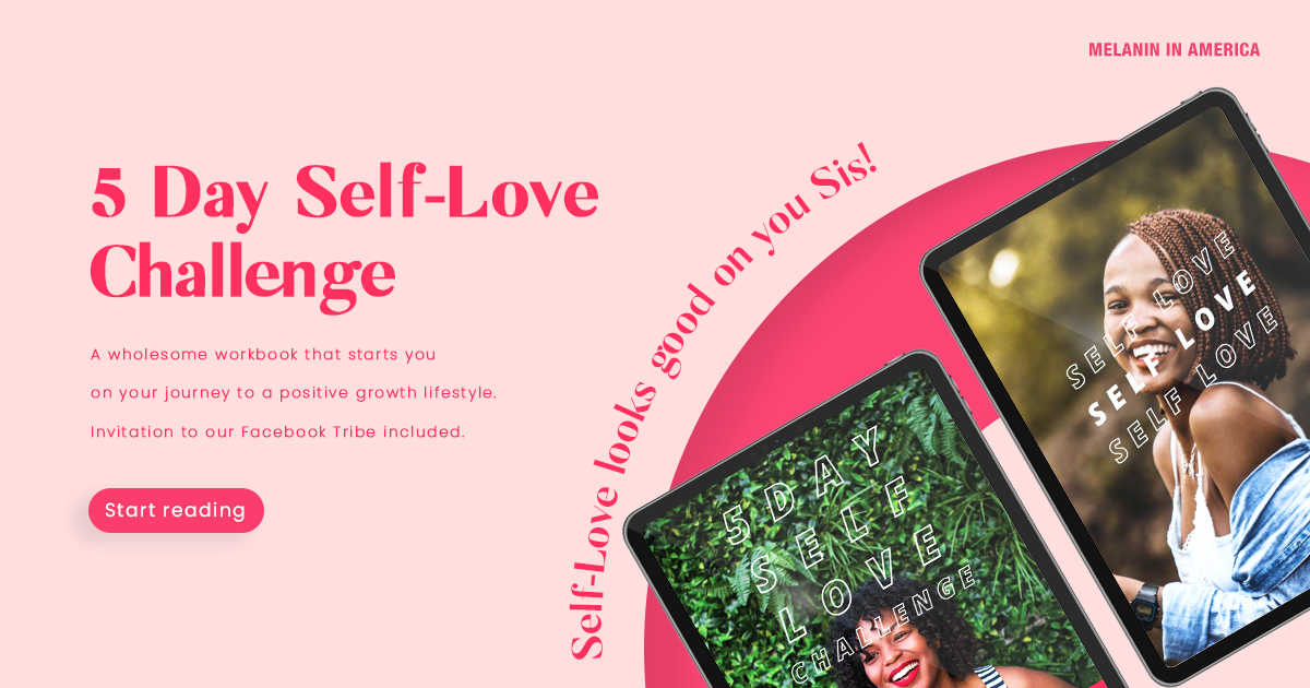 5 Day Self-Love Challenge - Digital Activity and Workbook