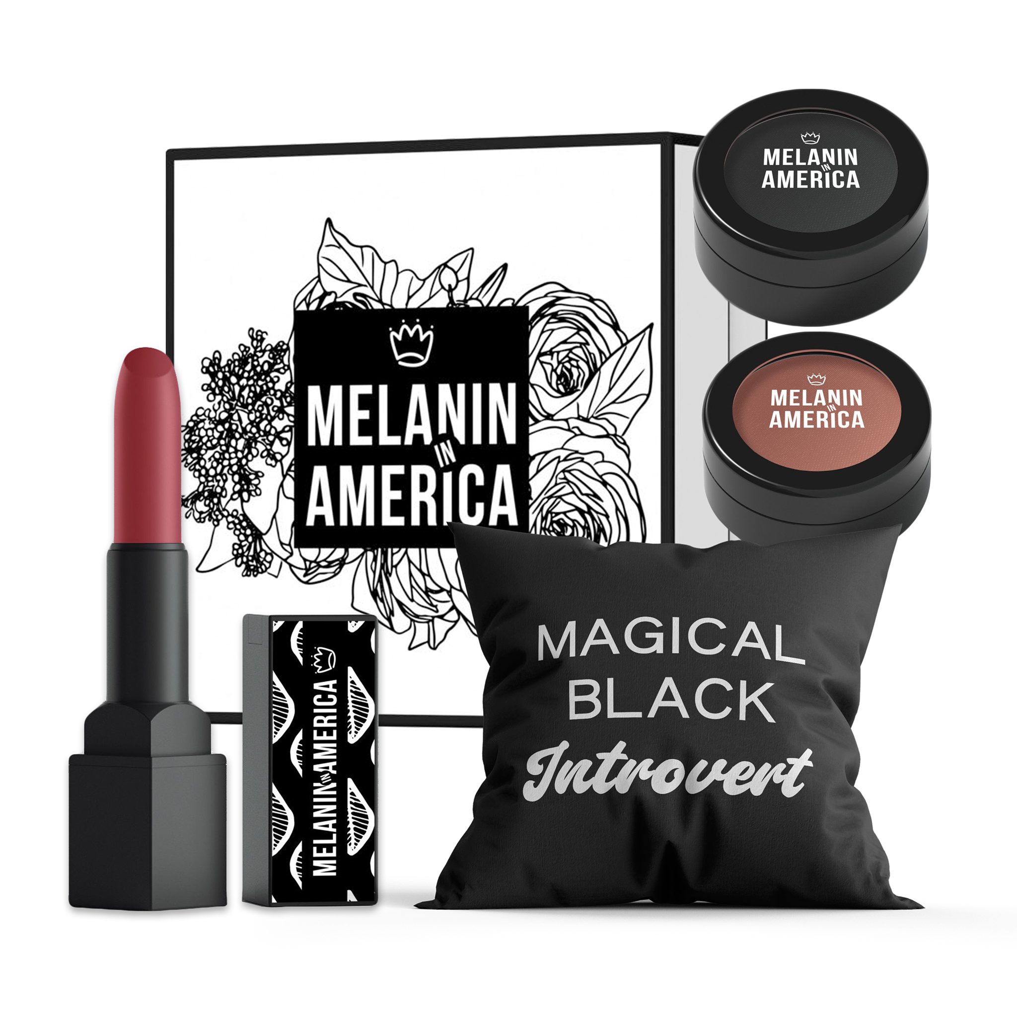 Magical Black Introvert - Beauty Kit