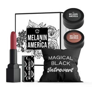Magical Black Introvert - Black Out Eye Shadow
