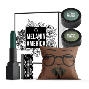 Melanated Bookworm - Scandalous Lipstick