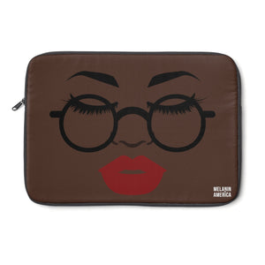Quirky Queen Laptop Sleeve