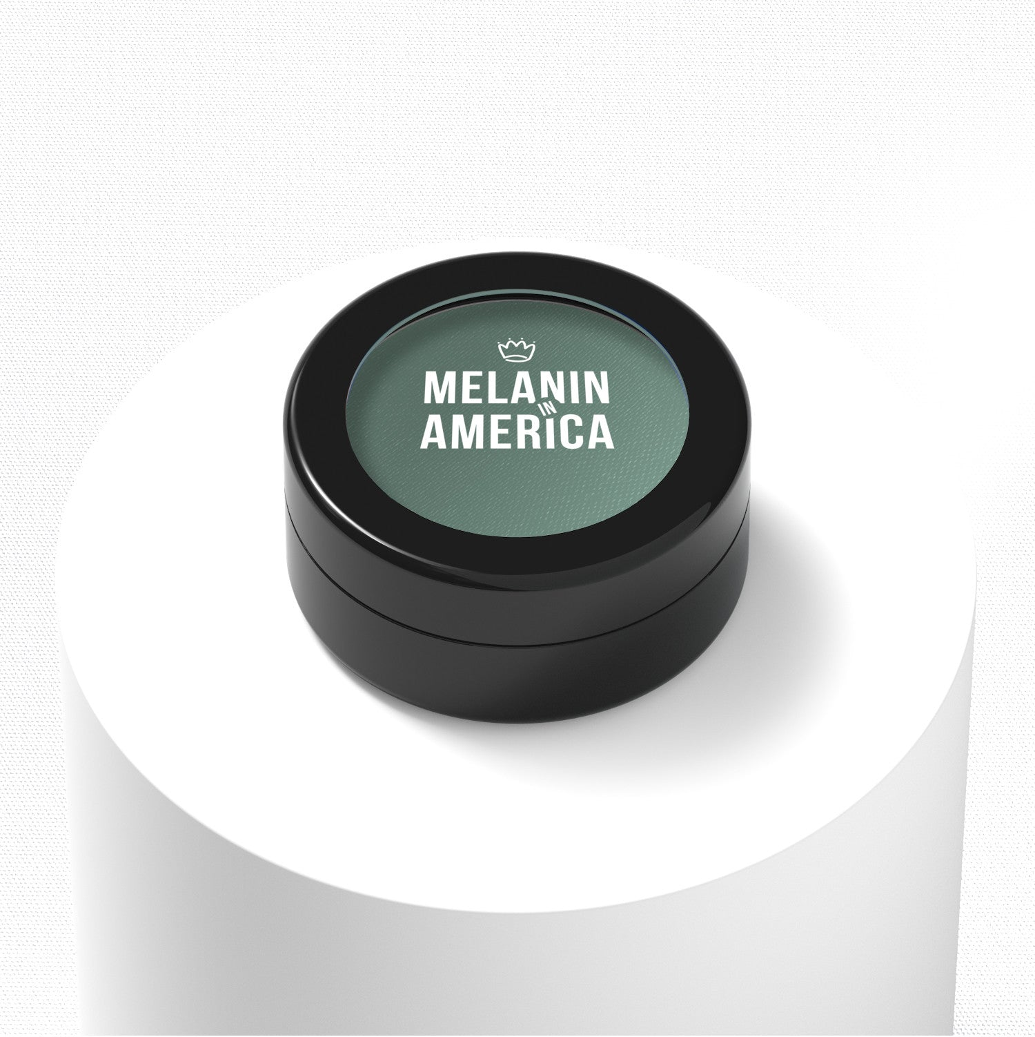 Melanated Bookworm - Irish Green Eye Shadow