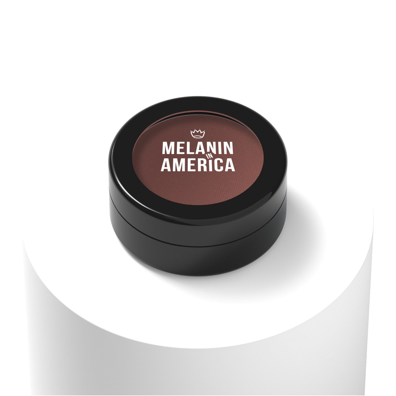Melanated Bookworm - Dark Mocha Eye Shadow