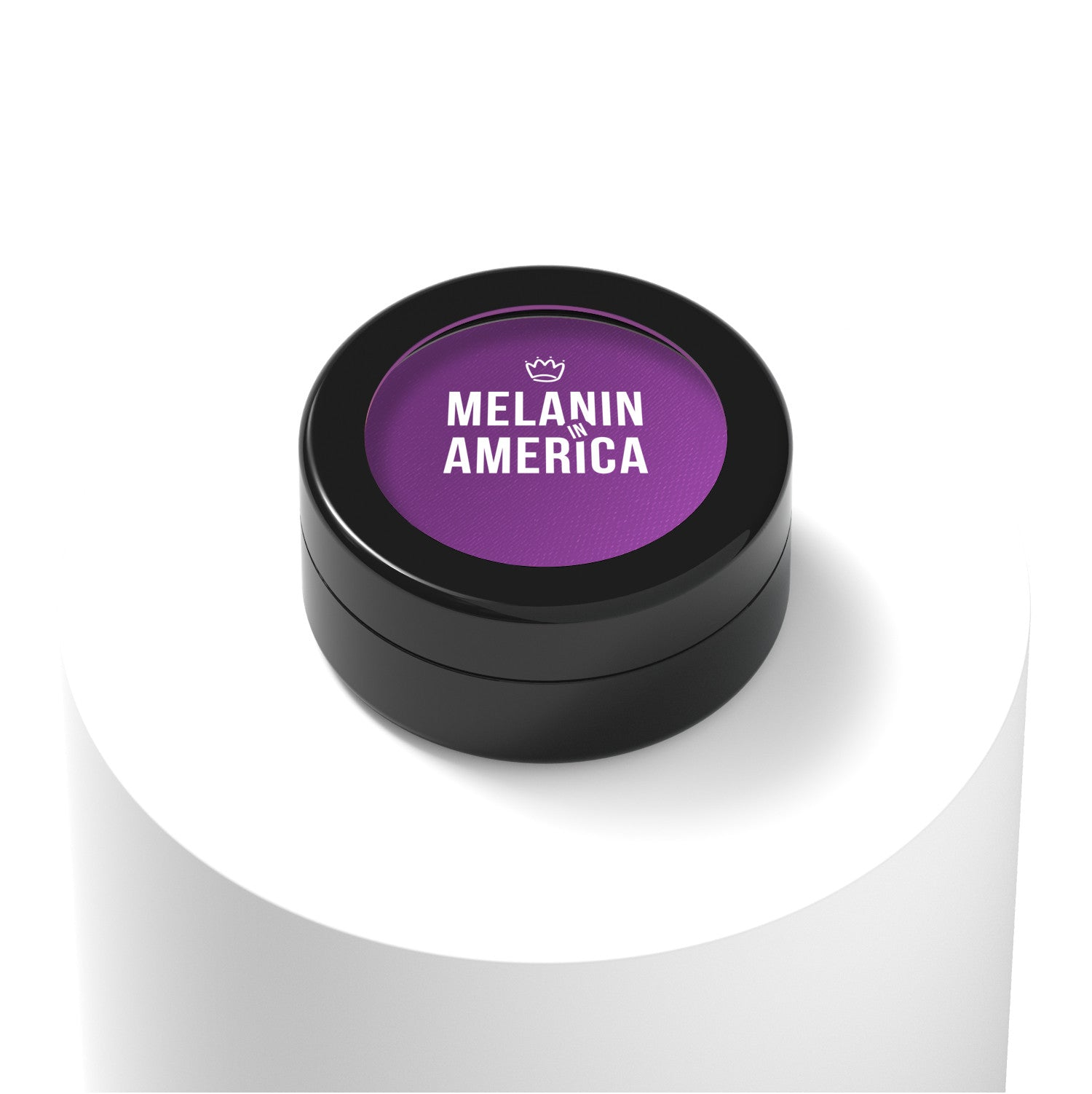 Magical Black Extrovert - Bellflower Purple Eye Shadow