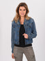 Womens Alcatraz Classic Denim Jacket