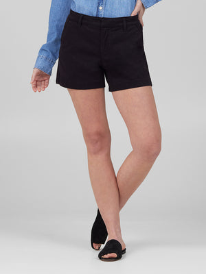Womens Black Susannah Short