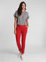 Womens Chili Pepper Misha Slim Chino