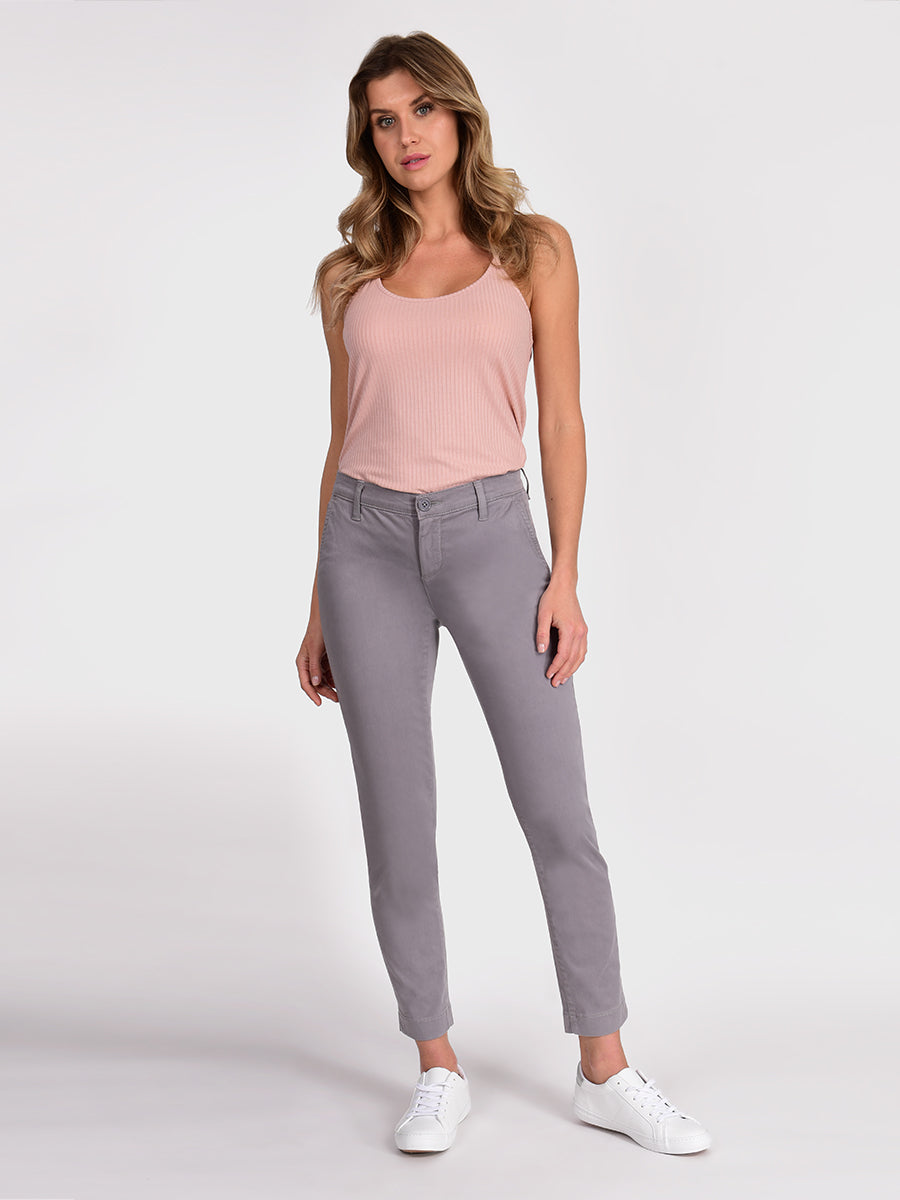 Womens Cloud Burst Misha Slim Chino 2