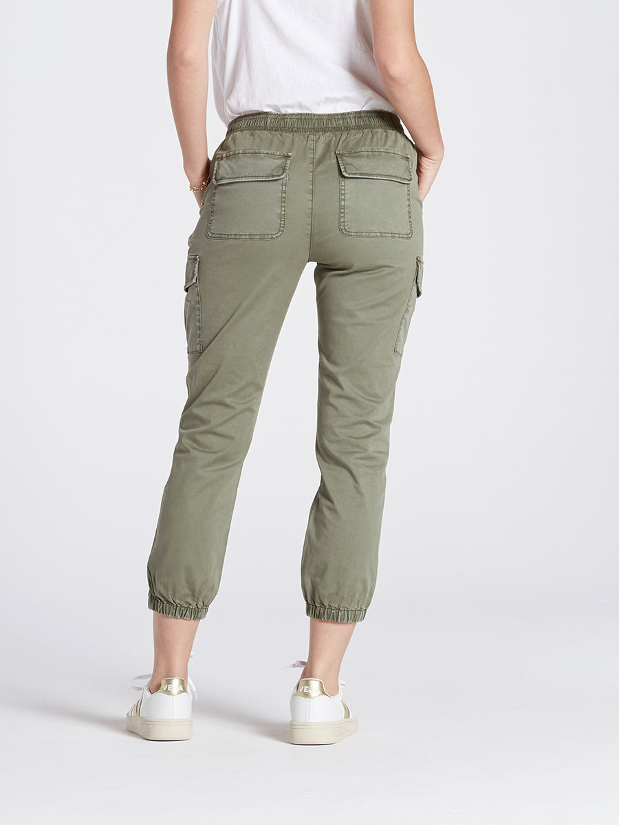 Womens Cypress Greer Utility Cargo Jogger 4