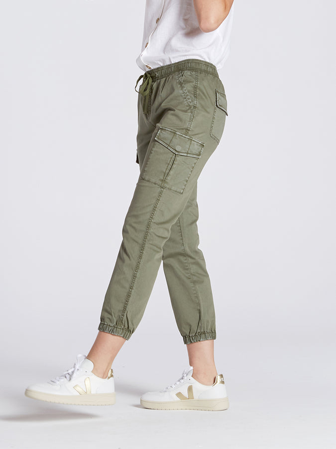 Womens Cypress Greer Utility Cargo Jogger