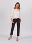 Womens Dark Espresso Melina Tall Straight Leg Chino 2 Alternate View