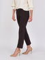 Womens Dark Espresso Melina Tall Straight Leg Chino