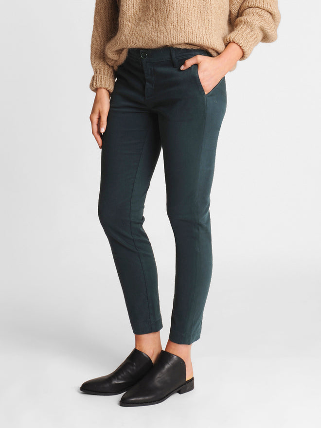 Womens Darkest Spruce Misha Slim Chino 2 Alternate View