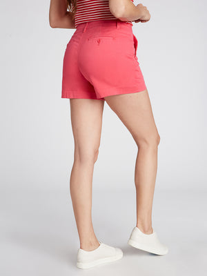 Womens Dragon Fruit Susannah Short 4