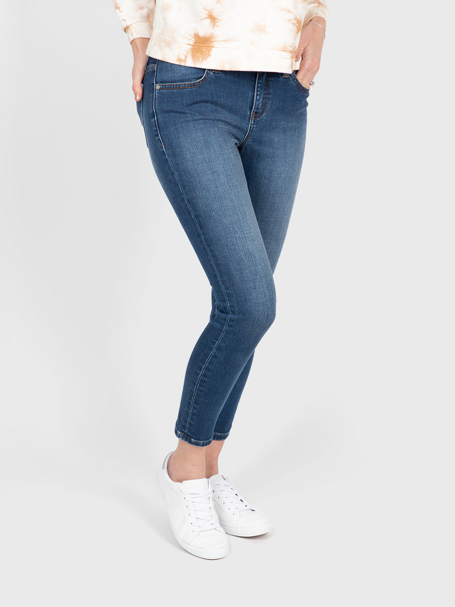 Womens Harrison Louise Skinny Crop 4